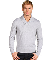 Michael Kors - Long Sleeve Shawl Collar Sweater