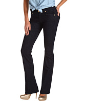 7 For All Mankind - Kimmie Bootcut w/ Contoured Waistband in Slim Illusion Rinse