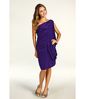 Nicole Miller - One-Shoulder Heavy Stretch Dress