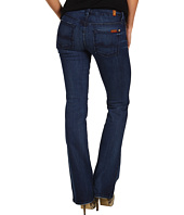 7 For All Mankind - Kimmie Bootcut w/ Contoured Waistband in Slim Illusion Ellektrick