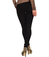 7 For All Mankind - The Skinny Double Knit in Black