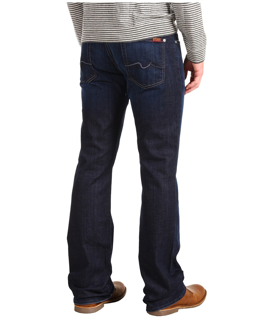 7 For All Mankind Brett Bootcut in Los Angeles Dark (Los Angeles Dark) Men