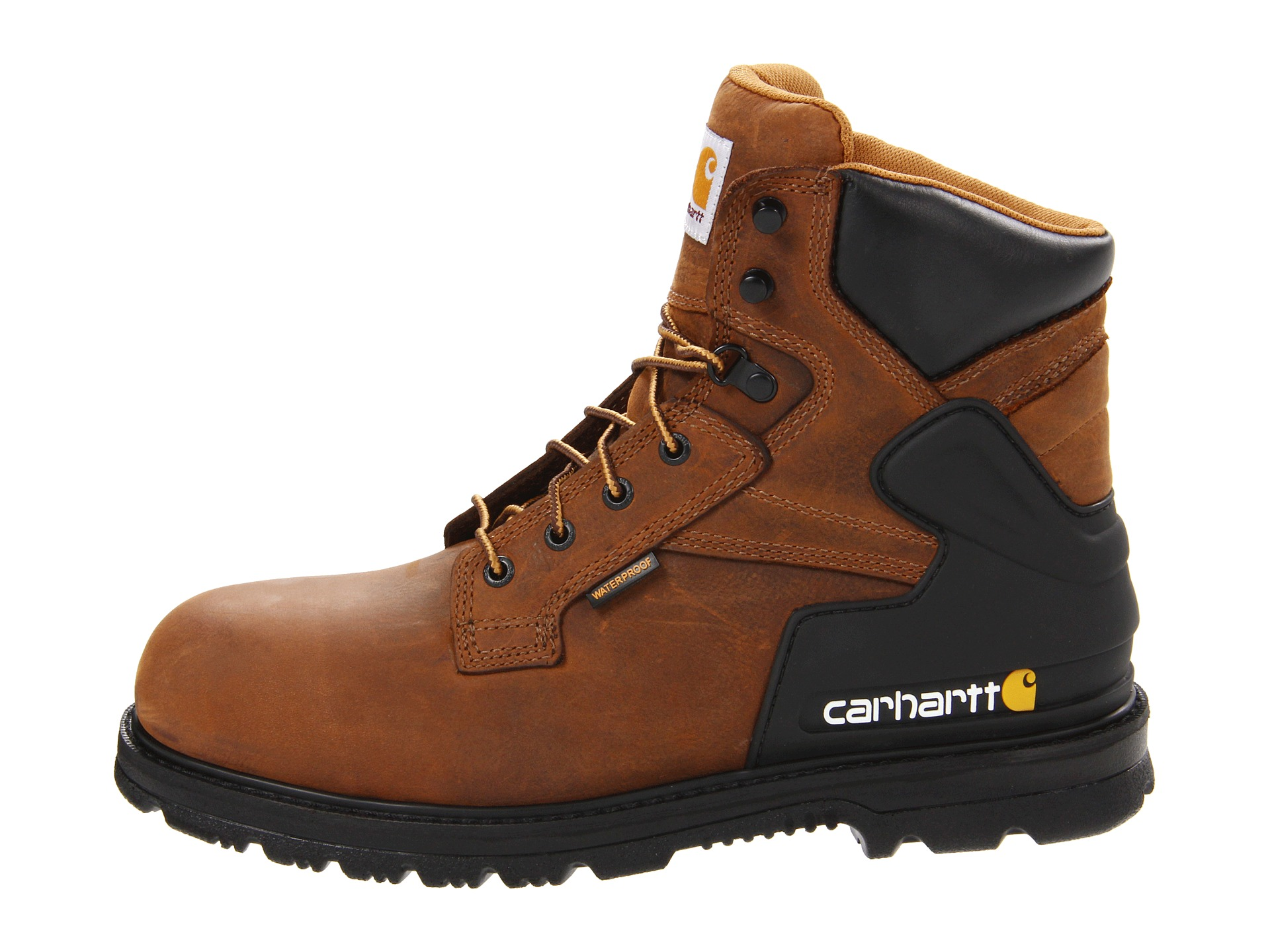 carhartt cmw6220 6 quot safety toe boot at zappos