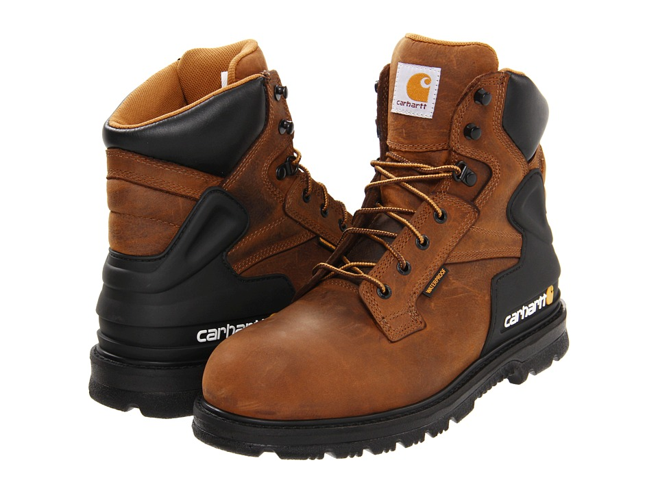 Carhartt - CMW6220 6 Safety Toe Boot
