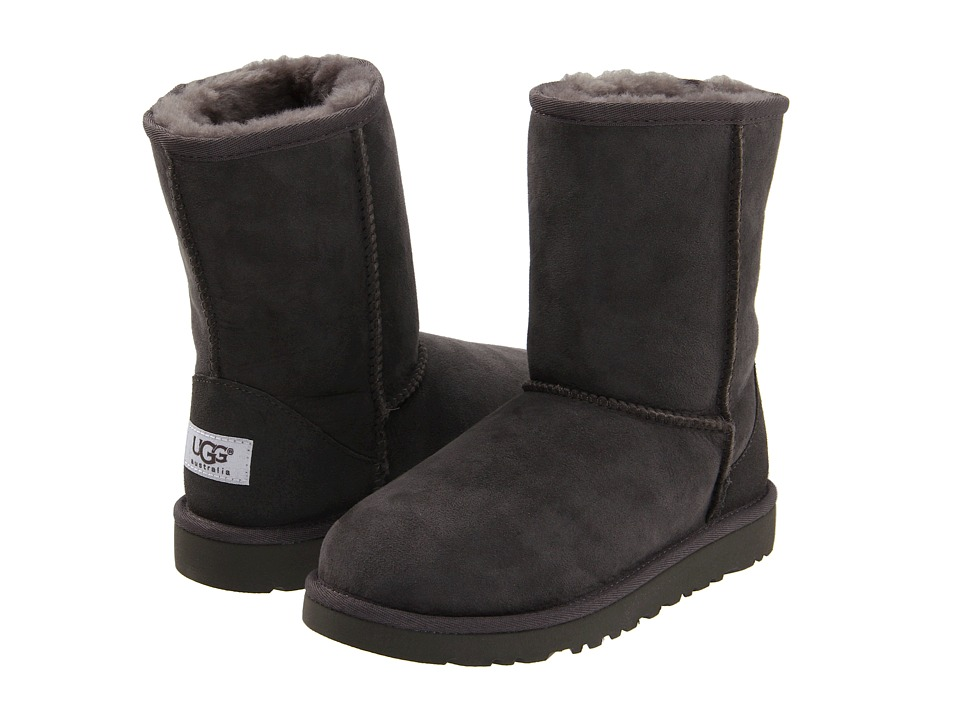 UGG Kids Classic Big Kid Grey Kids Shoes