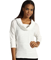 NIC+ZOE - Wavy Cowl Neck Top