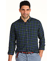Scotch & Soda - Herringbone Flannel Long-sleeve Shirt