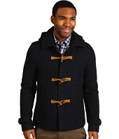 Scotch & Soda - Wool Toggle Jacket with Hood