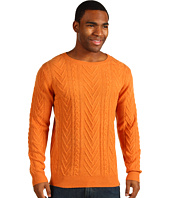 Scotch & Soda - Cable Knitted Crew Neck Sweater