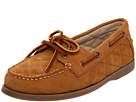 Sebago - Coast Two-Eye (Quilted Tan) - Footwear