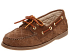 Sebago - Coast Two-Eye (Quilted Brown) - Footwear