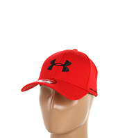 Cheap Under Armour Armour Stretch Fit Cap Red Black