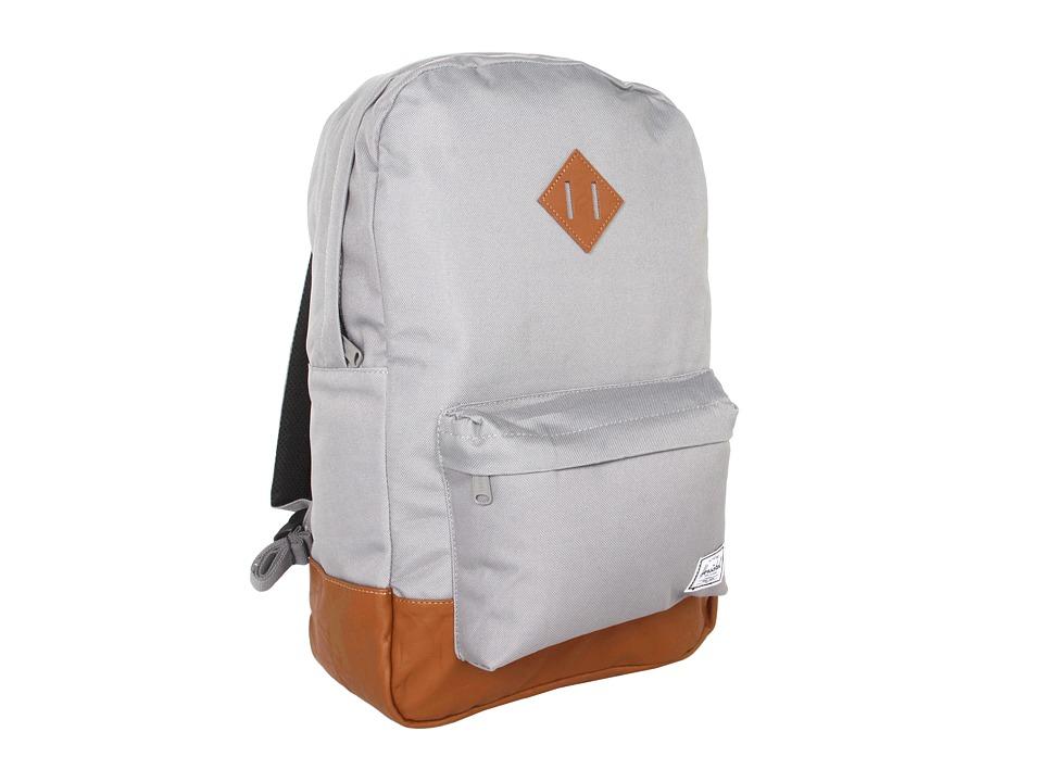 Herschel Supply Co. Heritage Grey Backpack Bags
