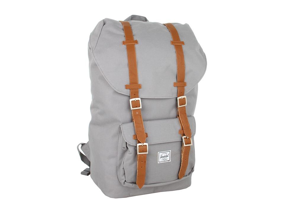 Herschel Supply Co. - Little America (Grey) Backpack Bags