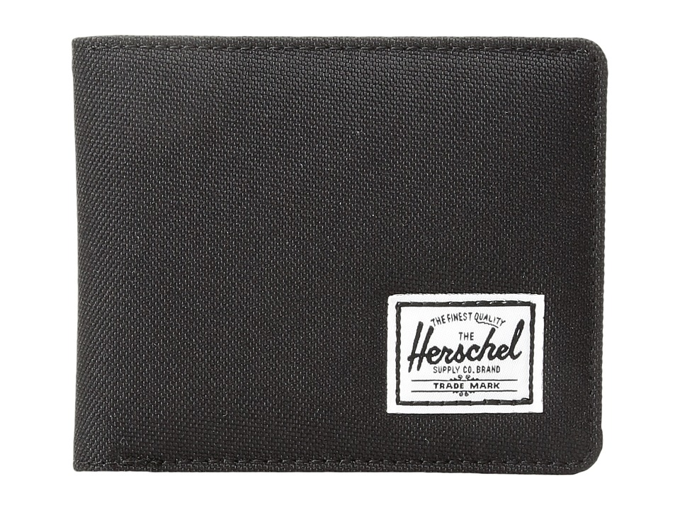 Herschel Supply Co. - Hank (Black HO 12) Wallet Handbags