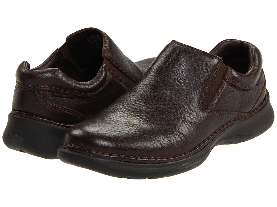 Hush Puppies - Lunar II (Dark Brown Leather) Men