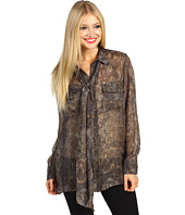 Hale Bob - Scaling It Down Snake Print Top