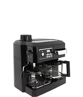 DeLonghi - Combination Coffee/Espresso Machine