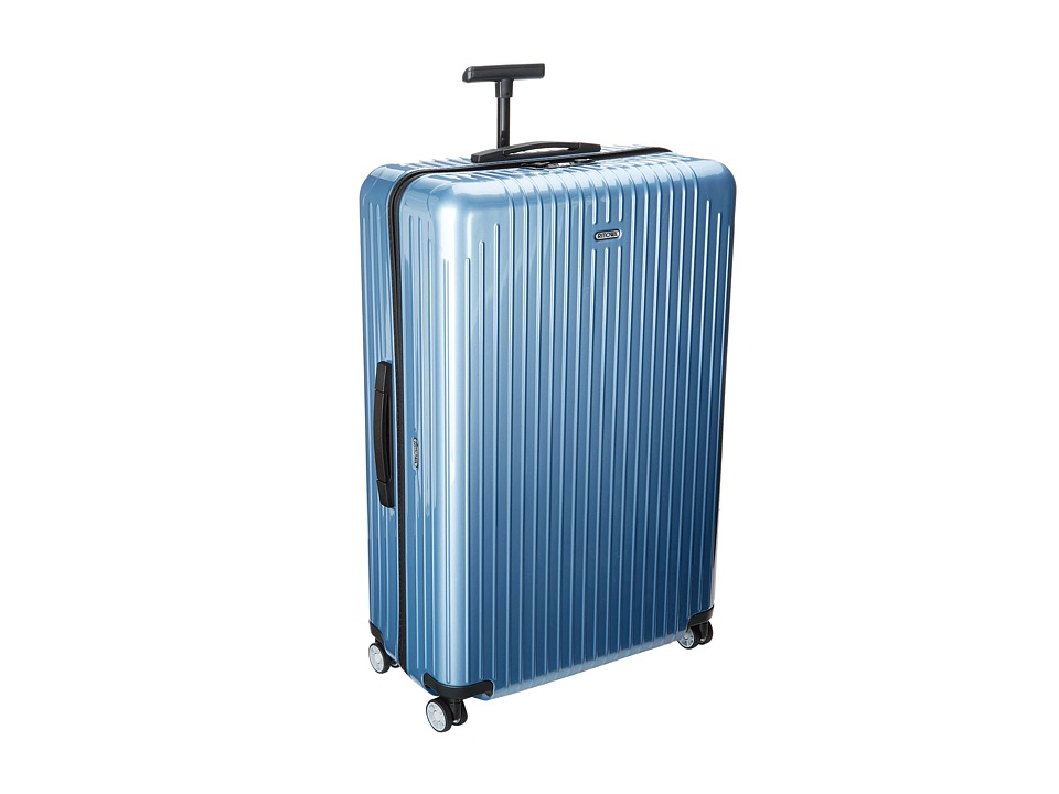 RIMOWA Salsa Air - 32 Multiwheel(r) (Ice Blue) Pullman Lu...