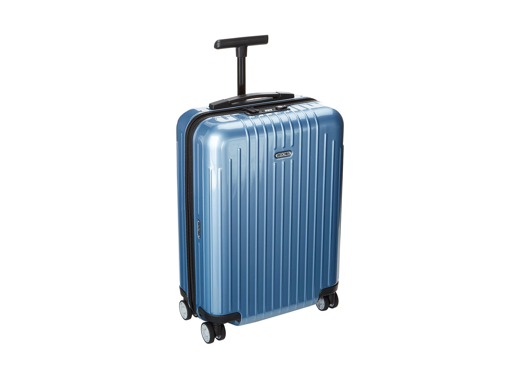 rimowa salsa air ultralight cabin multiwheel ice blue free shipping both ways. Black Bedroom Furniture Sets. Home Design Ideas