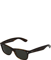 Ray-Ban - 0RB2132 New Wayfarer Polarized 50 Medium