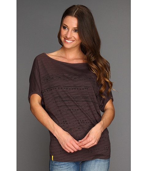 Lole - Audrey Top (Charcoal) - Apparel