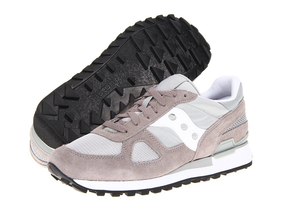 Saucony Originals - Shadow Original (Grey/White) Mens Classic Shoes
