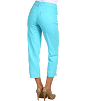 CJ by Cookie Johnson - Mercy Crop Jean in Cyan