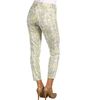 CJ by Cookie Johnson - Believe Python Crop Legging in Citrus Python