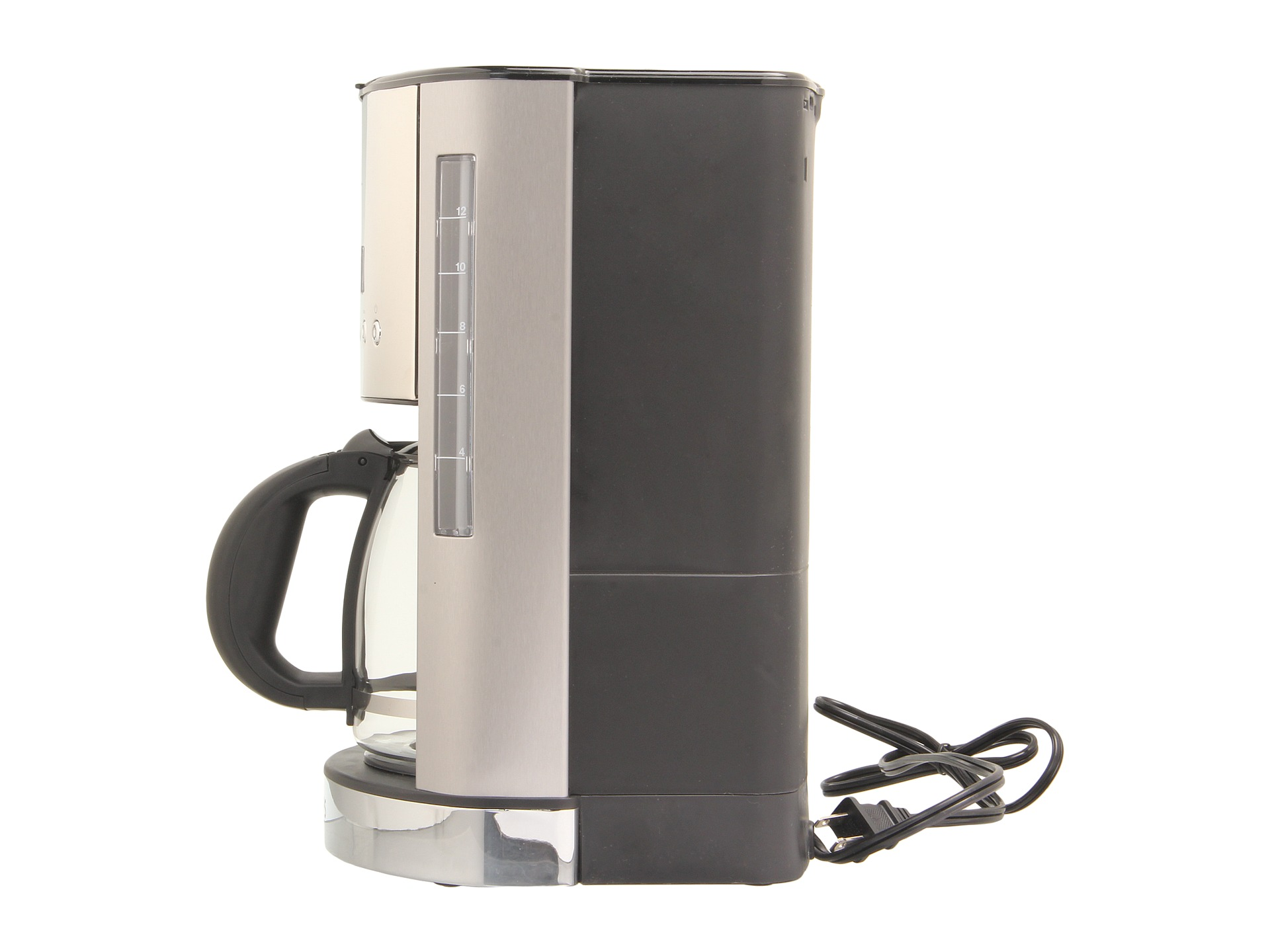 Coffee Maker Tastes Like Metal : Krups Km730d50 Stainless Steel 12 Cup Coffee Maker Shipped Free at Zappos