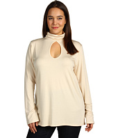 Rachel Pally Plus - Plus Size Double Keyhole Top