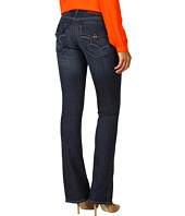 Big Star - Hazel Flap Mid Rise Slim Bootcut Jean in Shadow