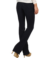 Big Star - Hazel Mid Rise Slim Bootcut Jean in 2 Year Onyx