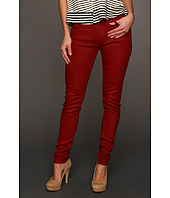 Big Star - Alex Mid Rise Skinny Jean in Scarlette Wax
