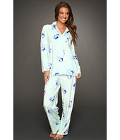 Karen Neuburger - Holiday Microfleece L/S Girlfriend PJ