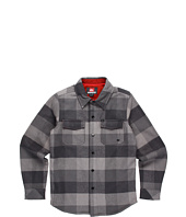 Quiksilver Kids - Coffee Cruiser Polar Flannel (Big Kids)