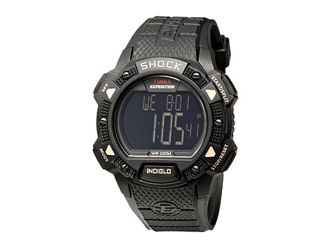 Timex EXPEDITION® Shock Chrono Alarm Timer Watch