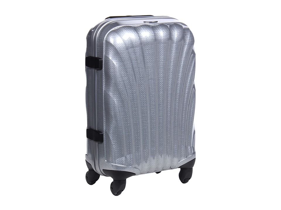 Samsonite Black Label Cosmolite 20 Carry On Spinner Silver Pullman Luggage
