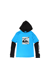 Quiksilver Kids - Bailin L/S Hooded Technician (Big Kids)