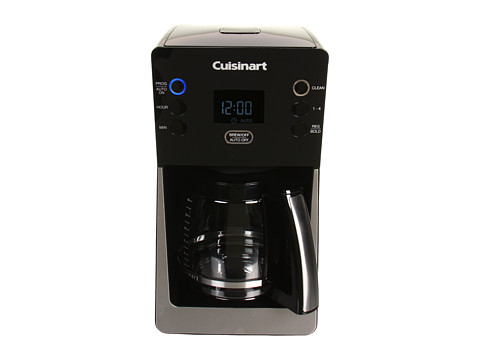 Cuisinart Coffee Maker Model Dcc 2800 : Search - cuisinart dcc 2800 perfectemp 14 cup glass coffee maker black