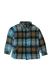 Quiksilver Kids - Long Shuffle L/S Shirt Jacket (Toddler/Little Kids)