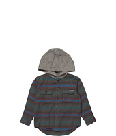 Quiksilver Kids - Switch Blade L/S Hooded Flannel (Toddler/Little Kids)