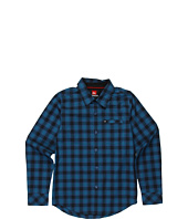 Quiksilver Kids - Cuban Pointer L/S Woven (Big Kids)