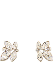 Nina - Passion Czech Crystal Floral Cluster Earrings