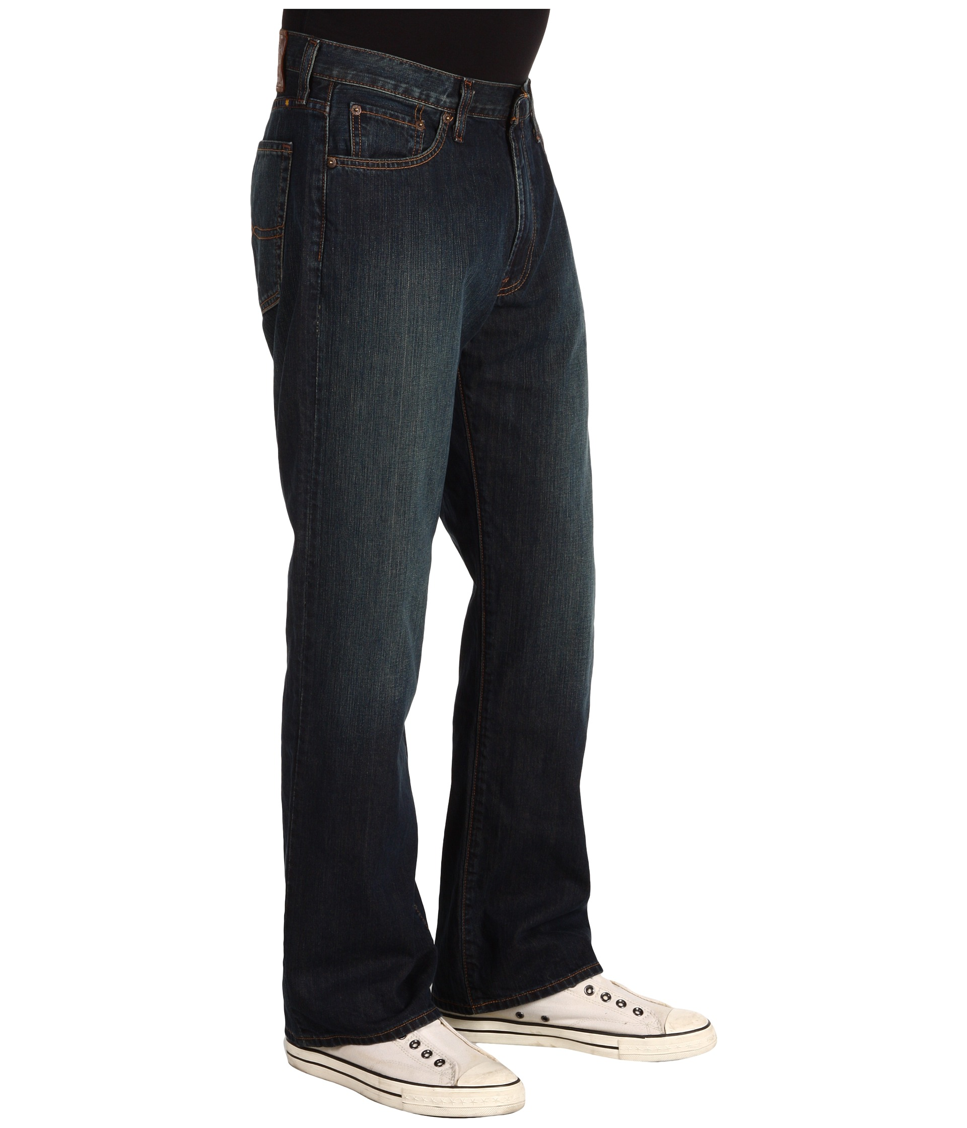 Lucky Brand 181 Relaxed Straight 30 in Love Train