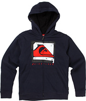 Quiksilver Kids - Shadow Sherpa Hoodie (Big Kids)