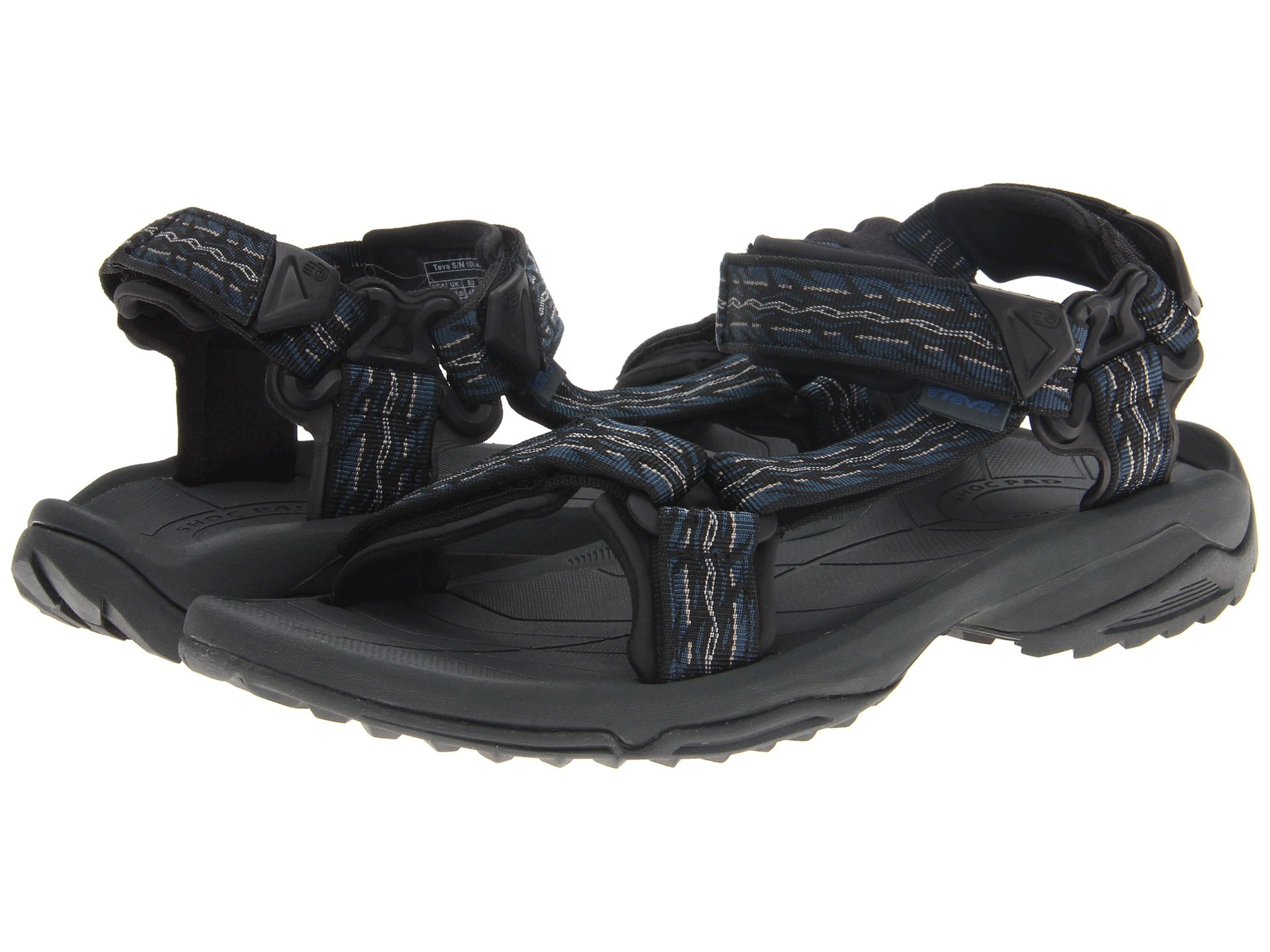 FREE Shipping on eligible orders. Some sizes/colors are Prime eligible. out of 5 stars 7, Product Features River guide, Teva pioneered the sport-sandal category. For more Teva Men's M Terra Fi 4 Sandal. by Teva. $ - $ $ 92 $ 00 Prime. FREE Shipping on eligible orders.
