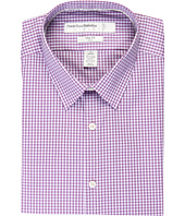 Perry Ellis - City Fit Mini Plaid Dress Shirt