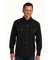 Scully - Saw Tooth Cotton Snap Shirt