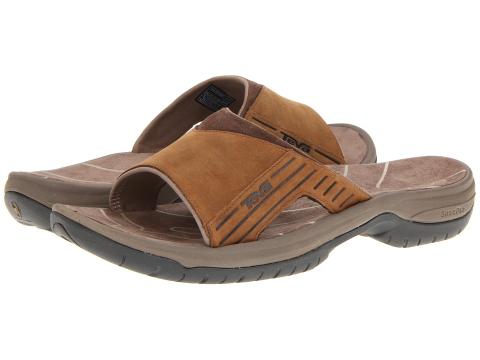 Teva - Jetter Slide (Cigar) Men